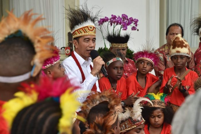 Ilustrasi Foto Presiden Jokowi