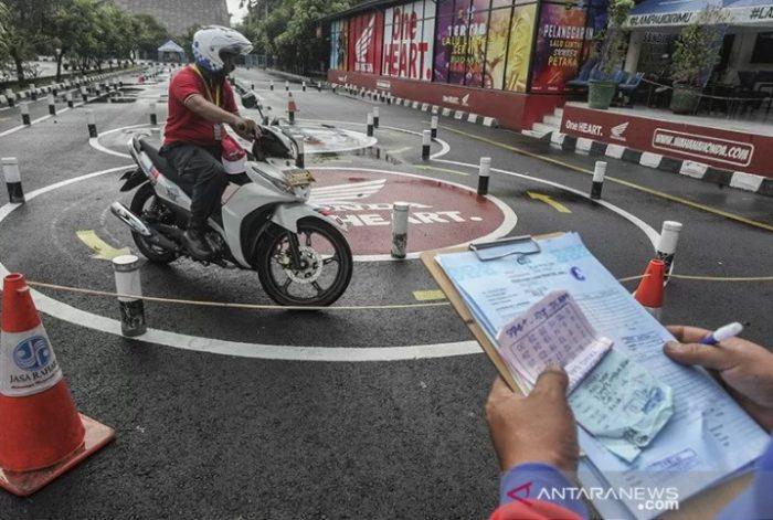 Tes Pembuatan SIM