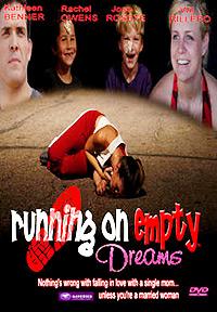 Cartel de la pelicula Running on Empty Dreams