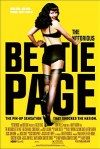 Cartel de la pelicula The Notorious Bettie Page