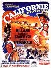 Cartel de la película California