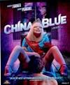Cartel de la película La pasión de China Blue