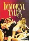 Cartel de la película Cuentos inmorales