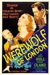 Cartel de la película  El lobo humano