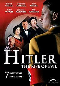 Cartel de la pelicula Hitler el reinado del mal
