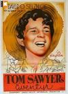Cartel de la pelicula Las aventuras de Tom Sawyer