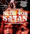 Cartel de la pelicula Desnuda para Satan