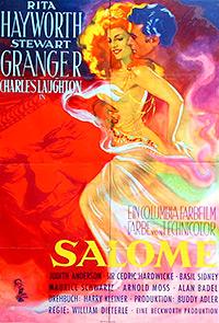 Cartel de la película Salomé