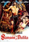 Cartel de la película Sanson y Dalila