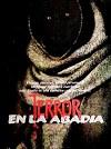 Cartel de la pelicula Terror en la abadia