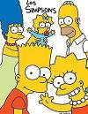 Cartel de la serie Los Simpson