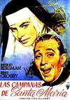 Cartel de la película Las campanas de Santa María