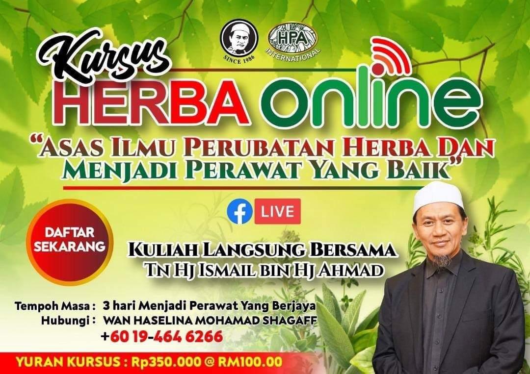 Kursus Herba Online