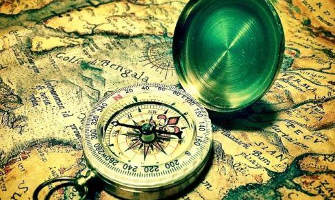 地図帳のイメージ図