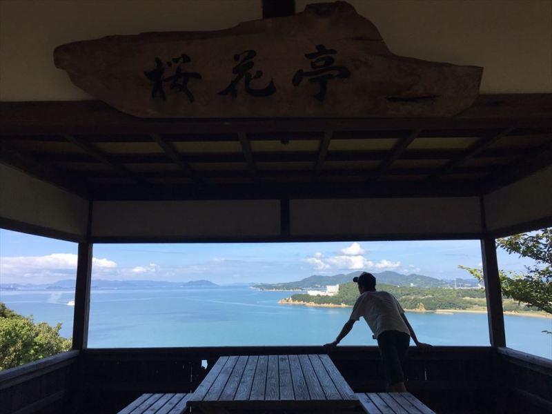 小豆島(桜花亭)