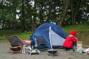 判官館森林公園キャンプ場