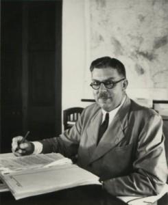 Edward Twining Governor