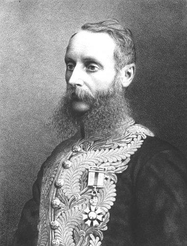 Sir Frederick Weld