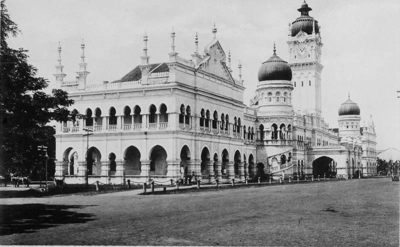 Bangunan Sultan Abdul Samad 1902