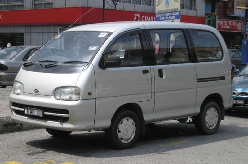 Perodua keluaran kedua