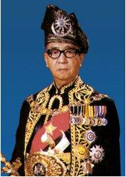 Sultan Ismail Nasiruddin Shah ibni Almarhum Sultan Zainal Abidin