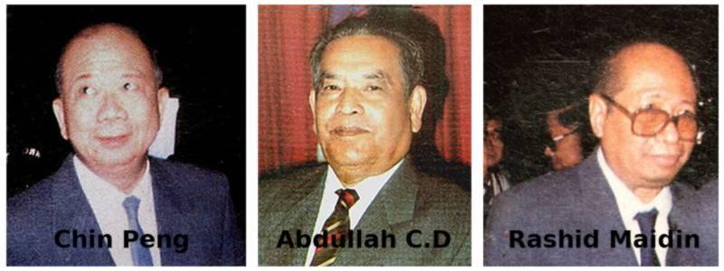 Wakil Parti Komunis Malaya