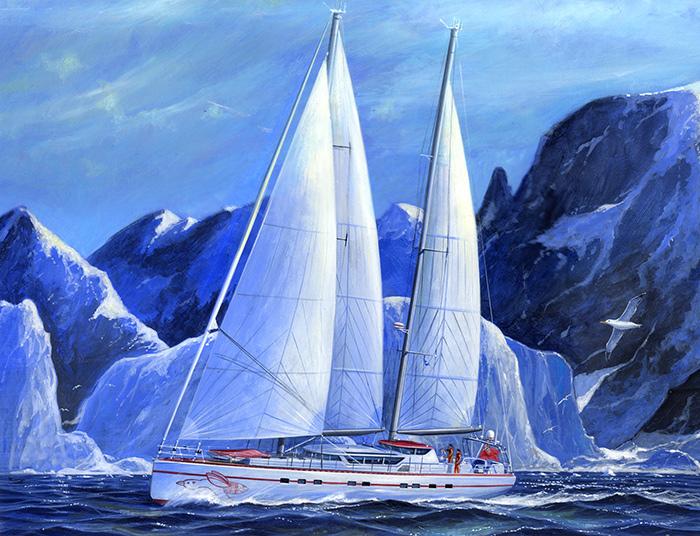 Pelagic Yachts 82 Pelagic Explorer