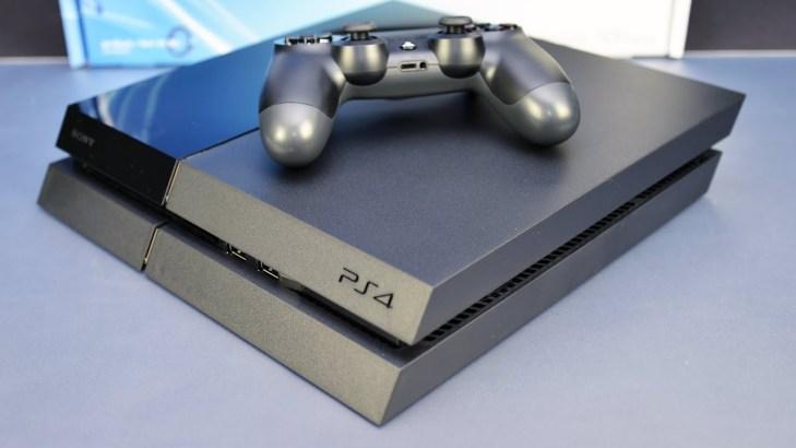 Ilustrasi PS4