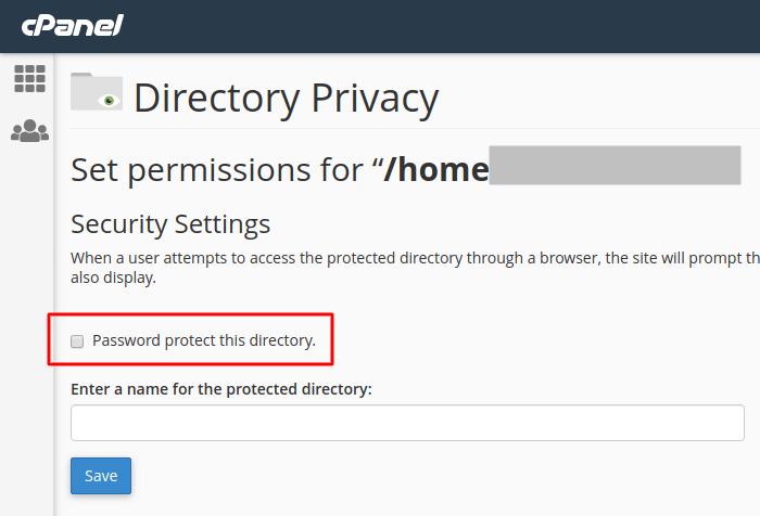 Cara hapus password sementara difolder untuk mengatasi error 401 unauthorized