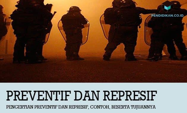 Preventif Dan Represif