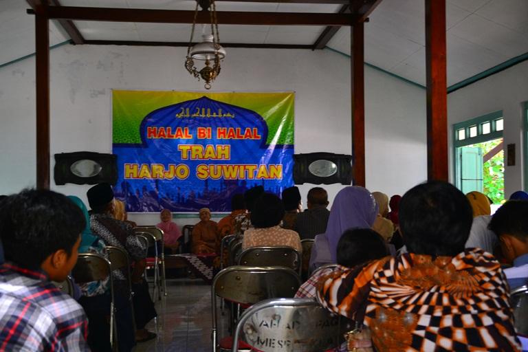 Mengenal Lebih Dekat Trah Halal Bihalal Lebaran 2013 Betania