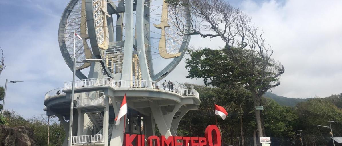Memaknai Tugu Nol Kilometer di Aceh