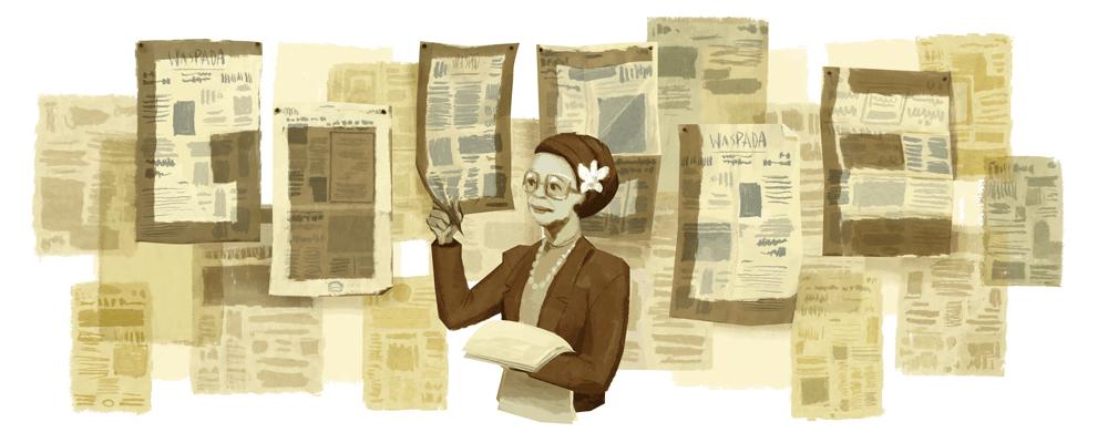 Ani Idrus Potret Perempuan Tangguh yang Nangkring di Doodles Art