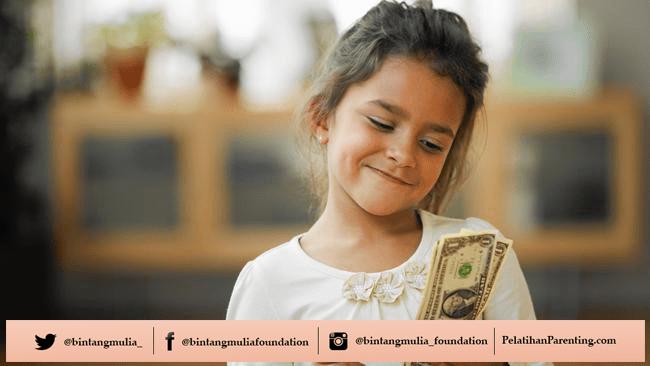 cara mengajari anak tentang uang