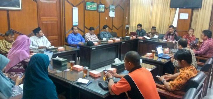 MPS PWM DIY Adakan FGD Tentang Pekerjaan dan Kesejahteran Sosial Muhammadiyah