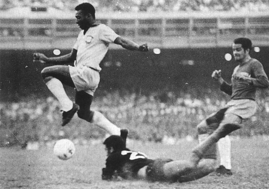 Image result for pele changed soccer