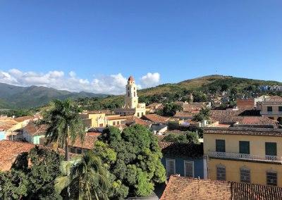 Vue générale Trinidad