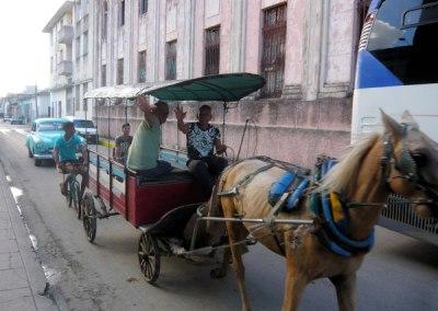 Transport La Havane