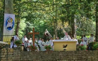 Le pèlerinage Marial diocésain de Capelou