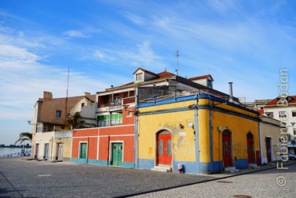 Vilafranca da Xira, chemin portugais de Compostelle