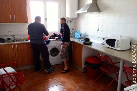 ...à moins que vous ne profitiez de la cuisine pour vous concocter un repas maison...© Fabienne Bodan