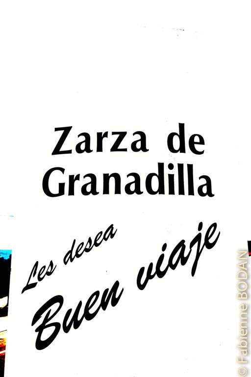 A l'Arco de Caparra, les propriétaires de l'hôtel Asturias viennent vous chercher. Si leur hôtel est complet, ils vous conduiront à l'hôtel Junco Fresco dont les propriétaires vous déposeront le lendemain matin sur le chemin. © Fabienne Bodan