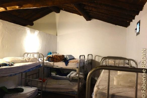 Les dortoirs suite....© Fabienne Bodan