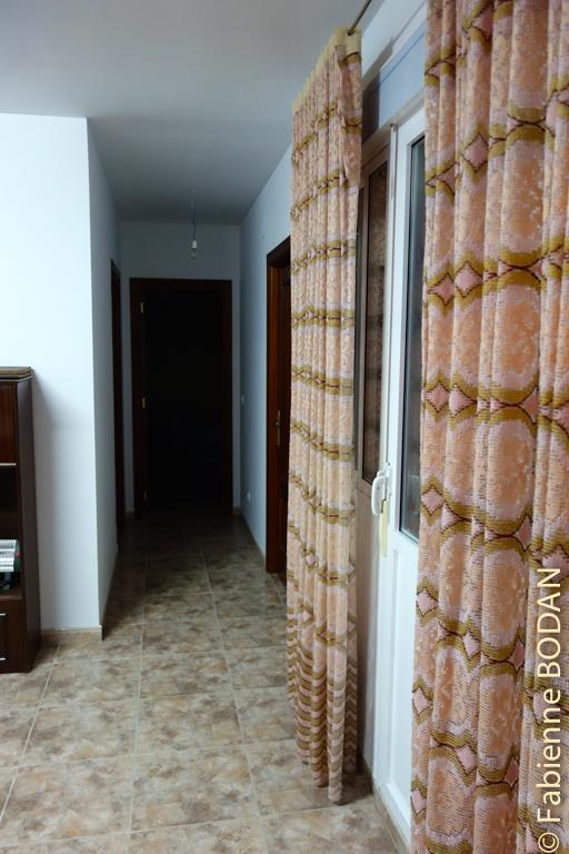 D'autres chambres au fond du couloir. © Fabienne Bodan