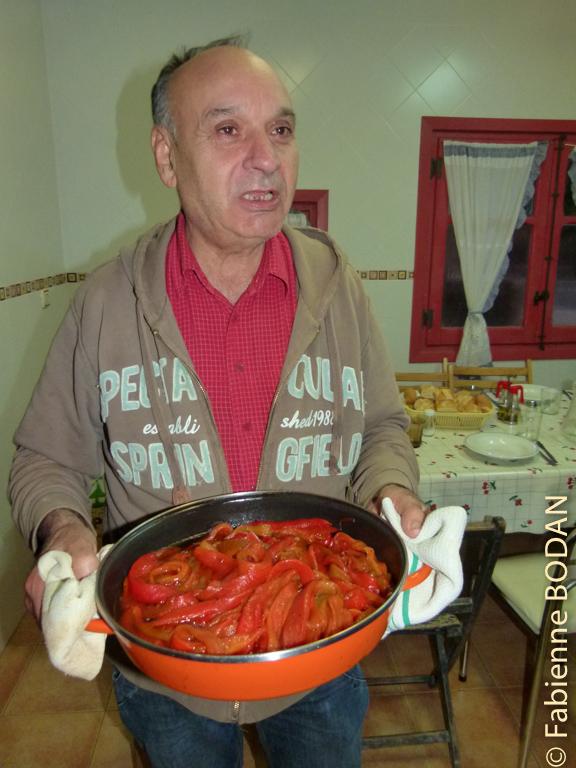 José-Luis, l'admirable et dévoué hospitalier de Tosantos (camino francés)