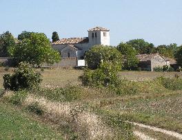 A l'approche du monastère d'Escayrac, © Site internet du monastère