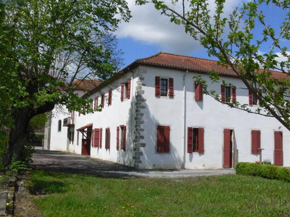 Maison franciscaine de Saint-Palais