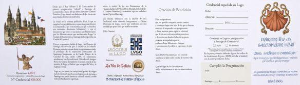 La credencial de la cathédrale de Lugo