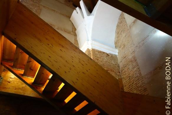 Beaucoup de bois pour une belle rénovation © Fabienne Bodan