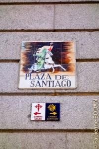 Place de Santiago, Madrid